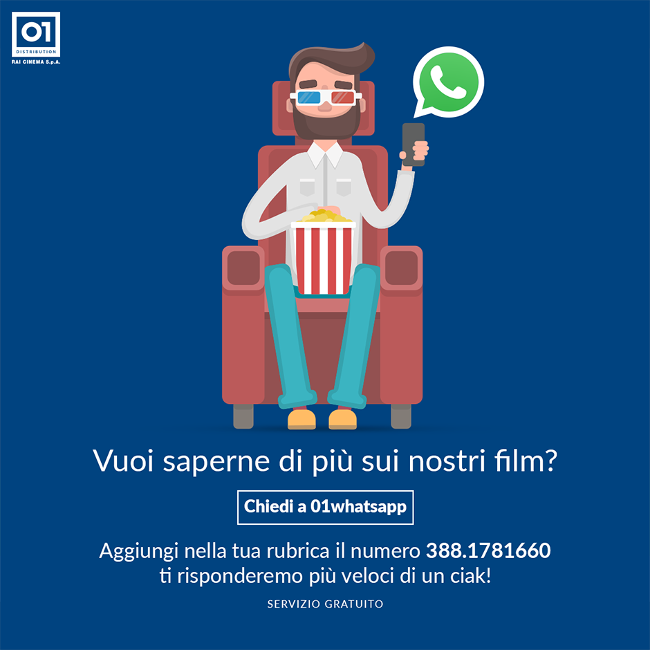 Il grande cinema 01 ti WhatsAppa!