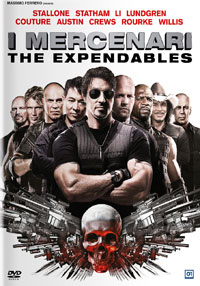 Locandina I mercenari: The Expendables
