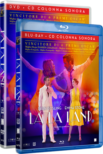 Locandina La La Land - Limited Edition