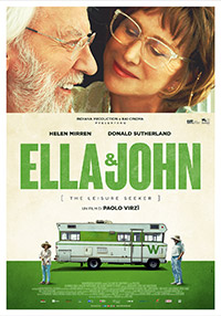 Locandina Ella & John (The Leisure Seeker)