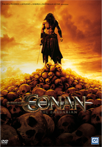 Locandina Conan the barbarian
