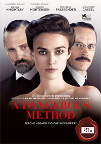 Locandina A dangerous method