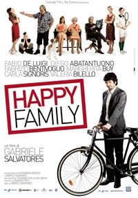 Locandina Happy family