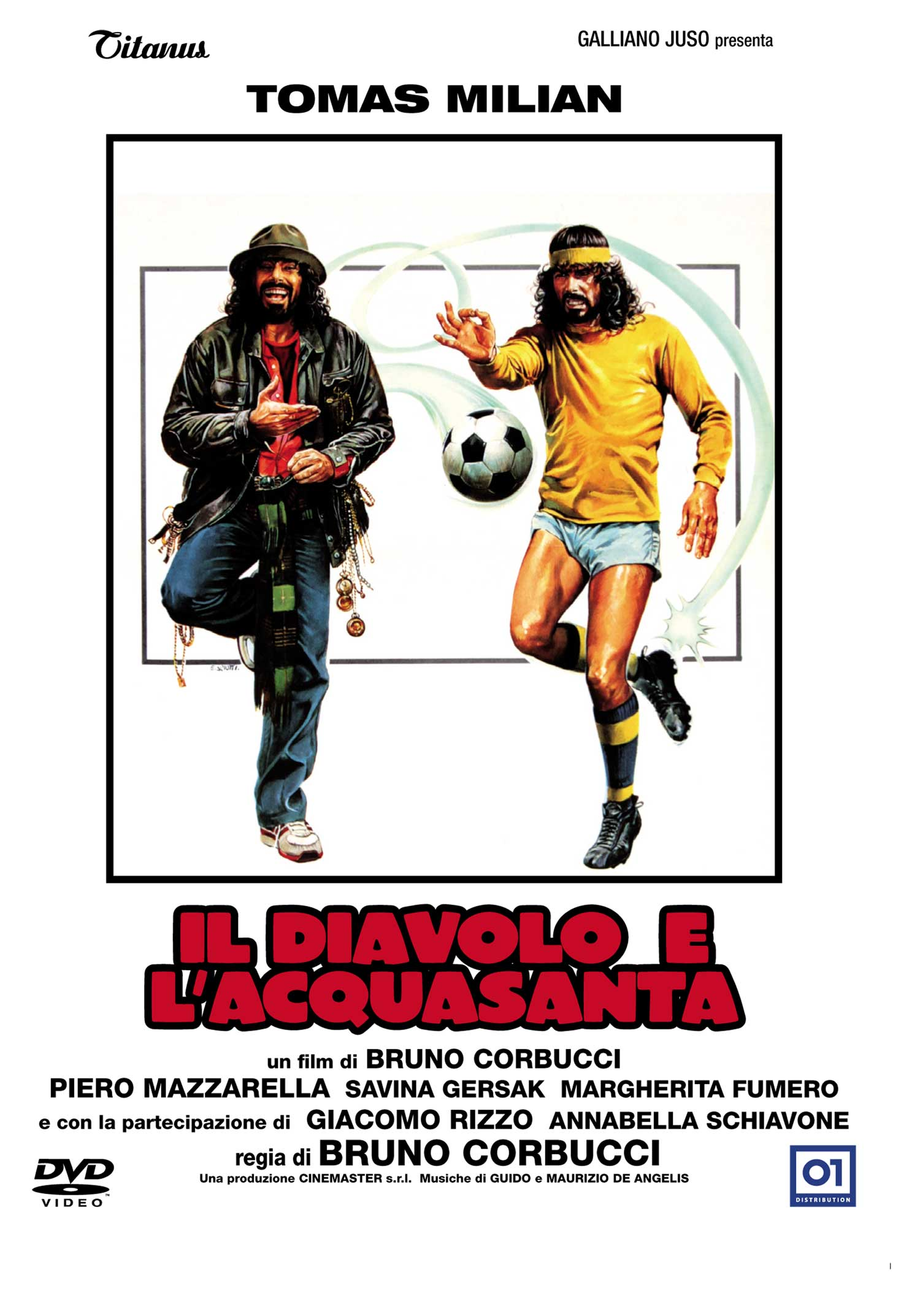 Il Diavolo E L'Acquasanta ( 1983 ).avi DVDRip AC3 ITA