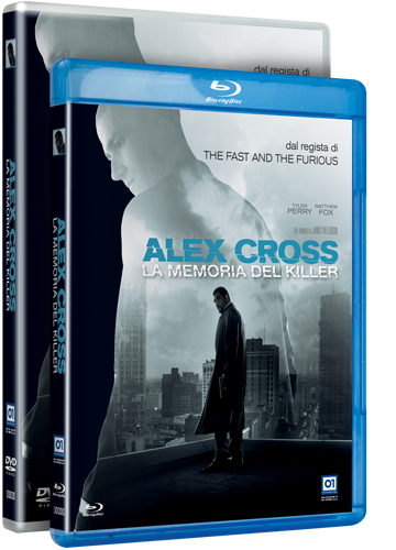 Locandina Alex cross