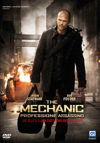 Locandina The mechanic - Professione assassino