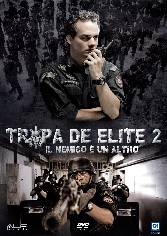 """Film """"Tropa de Elite 2 – Il nemico ora è un altro"""" (2011) Streaming e Download"""
