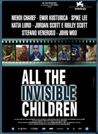Locandina All The Invisible Children